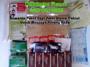 Contoh Paket Kiriman